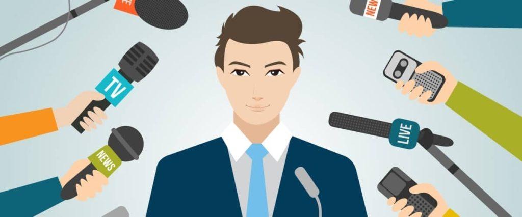 Foureyes - conferenze stampa